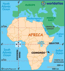 map comoros comoros map geography of comoros map of comoros worldatlas