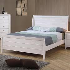 Sandy Beach White Bedroom Furniture Coaster Bedroom Furniture