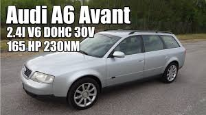 1999 audi a6 2 4 interior in depth review youtube