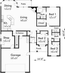 Cottage Floor Plans One Story My Dream Home Growing Up The Brady Bunch House Floorplans