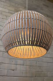 wicker pendant light in cane white brown shade australia delivery