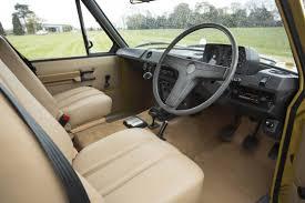 Classic Range Rover Interior Range Rover Classic Two Door