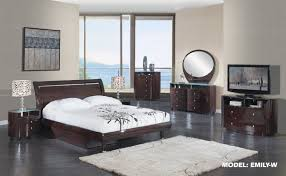 Wenge Bedroom Furniture Cosmo Gl Wenge Bedroom Collection