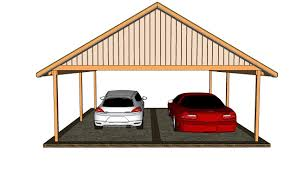 attached carport diy carport plans myoutdoorplans free woodworking plans and