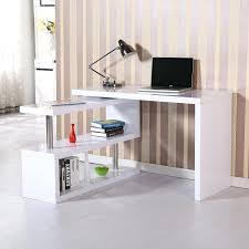 modern computer table desk homcom office computer table floating wall mount desk