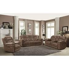sofa loveseat and chair set daytona reclining sofa loveseat and chair set sam s club
