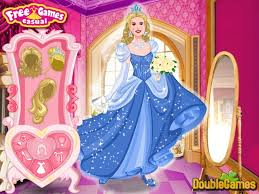 cinderella wedding game