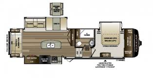 cougar rv new u0026 used rvs for sale all floorplans