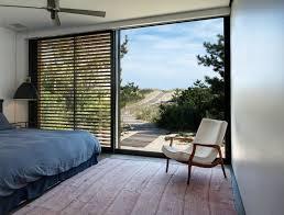 louvered u0027shore house u0027 is a contemporary beauty along the