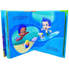 bubble guppies u2013 book u0026 blocks u2013 daves deals