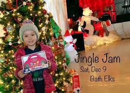 jingle jam bath maine