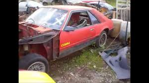 fox mustang restoration used 1979 2004 fox parts ford mustang salvage restoration