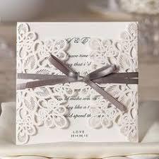 faire part dentelle mariage faire part mariage romantique gris dentelle ruban roses belarto