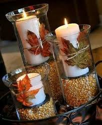 Centerpieces For Thanksgiving 50 Beautiful Leaf Centerpieces Thanksgiving Decor Ideas