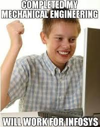 Mechanical Engineer Meme - mechanical engineer indian student parent memes