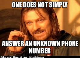 Answer Phone Meme - lol s club 盪 laugh out loud s club 盪 one does not simply answer an