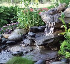 Small Garden Waterfall Ideas Small Backyard Waterfall Ideas Pool Design Ideas