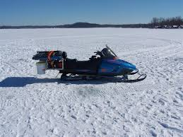 ice fishing sled recommendations plz snowmobile forum your 1