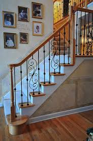 Banister Rails Metal Best 25 Metal Stair Spindles Ideas On Pinterest Stair Spindles