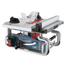 Belt Sander Rental Lowes by Bosch Gts1031 10 In 15 Amp Job Site Table Saw Lowe U0027s Canada