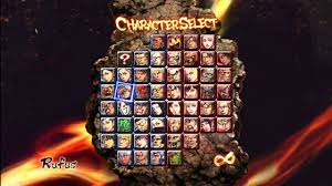 from street fighter main character name street fighter x tekken all 52 characters unlocked hd youtube