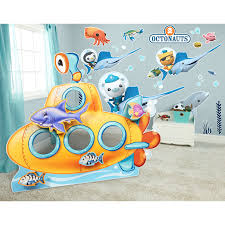 sea life giant wall decals and stand in kit birthdayexpress com default image sea life giant wall decals and stand in kit