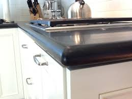 black laminate countertops at menards furniture cafe kitchen