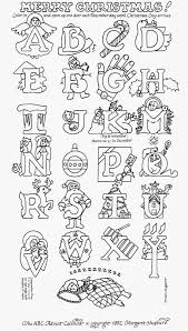 100 ideas christmas abc coloring pages on emergingartspdx com