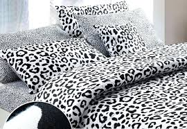 Leopard King Size Comforter Set Leopard Print Quilt Cover Asda Pink And Black Animal Print Teen