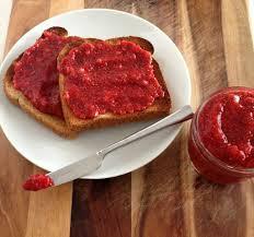 recipe post simple strawberry chia refrigerator jam be whole