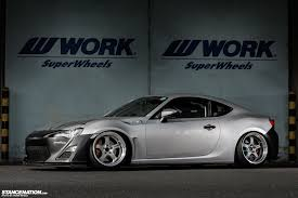 frs scion stance stanced toyota gt 86 rc is rough autoevolution