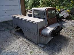 jeep body the mystery jeep utility body ewillys