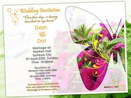 Indian Wedding Card Matter Pdf Indian Wedding Invitation Pdf Wedding Invitation Sample
