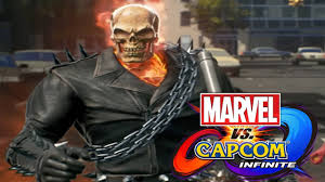 ghost rider is super legit in mvci youtube