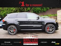 Jeep Grand Cherokee Srt Interior 2014 Brilliant Black Crystal Pearl Jeep Grand Cherokee Srt 4x4