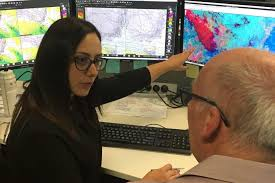 meteorology bureau australia beren bradshaw senior meteorologist bureau of meteorology abc