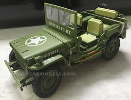 american jeep american diorama 1 18 mp military police ww2 jeep