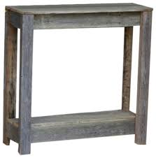 Yukon Console Table Small Entry Console Farmhouse Console Tables By Doug And