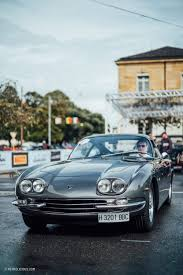 vintage lamborghini 400gt the first ever lamborghini concours was an over the top experience