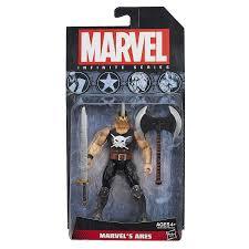 Amazon Com Marvel Avengers Infinite Series Ares Figure 3 75
