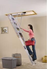 specialty ladder attic loft ladders