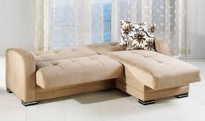 kubo convertible sectional sofa in rainbow dark beige by istikbal