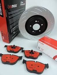 bmw rotors brembo brake pads bremaxx slotted disc rotors front for bmw