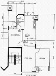 floor plans for telok blangah street 31 hdb details srx property