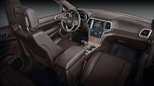 jeep grand interior jeep grand cherokee wk2 overland summit editions 2011 2015