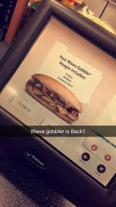 thanksgiving gobbler is back wawa gobbler yelp