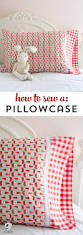 Sewing Patterns For Home Decor A Quick And Easy Way To Sew A Pillowcase The Polka Dot Chair