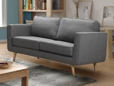 canapé 2 places en tissu canape 2 places tissu pas cher canape tissu confort