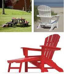 Composite Patio Table Exterior Nice Polywood Furniture For Outdoor Design Idea