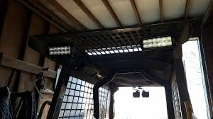 new skid steer lights youtube